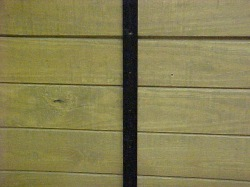 horse stall wall stiffener