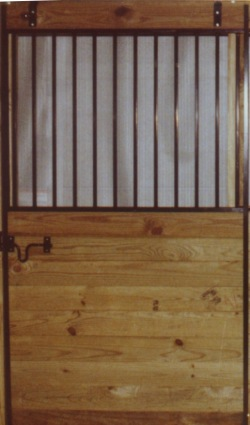 Horse Stall Kits For Support Post Horse Stall